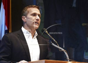 Greitens' Re-Emergence Fuels Speculation of a Comeback