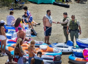 Memorial Day Weekend Draws Crowds and Triggers Warnings