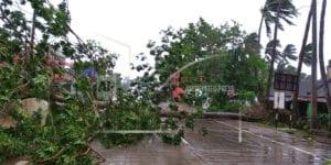 Cyclone Dumps Rain on India, Bangladesh, 2M Head to Shelters