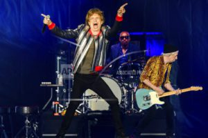 Rolling Stones open American Tour in St. Louis, Pay Tribute to Drummer