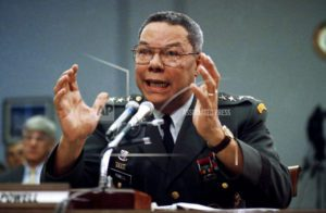 Colin Powell dies, exemplary general stained by Iraq claims